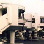 Star Tours Exit Bridge to Astrozone
