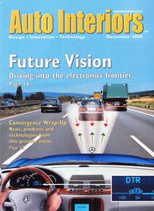 Auto Interiors Magazine December 2000 Issue