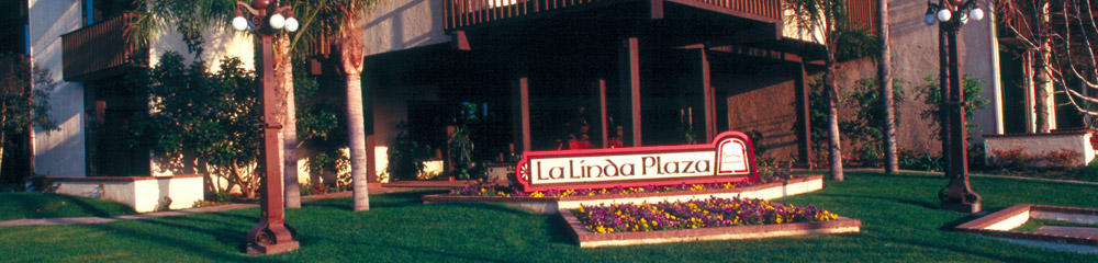 La Linda Plaza, Orange, CA