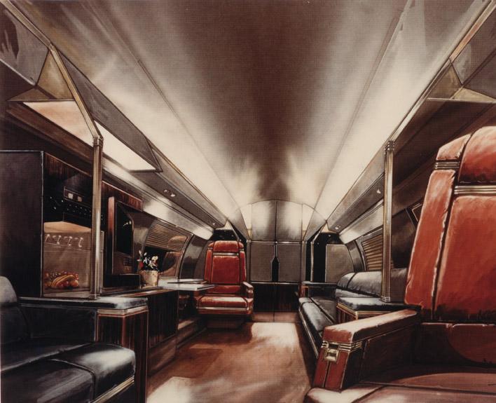 Marine Aircraft Automobile Interiors